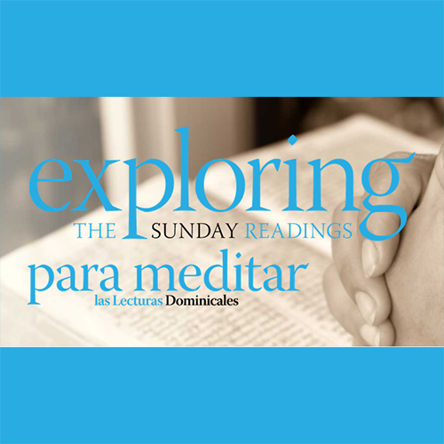 Exploring the Sunday Readings