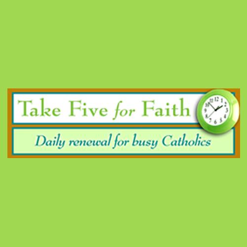 Take Five for Faith