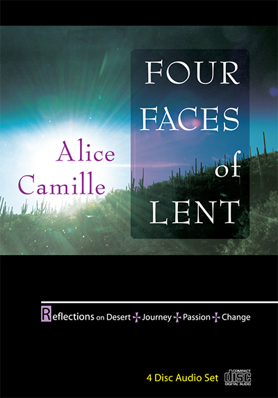 Four Faces of Lent by Alice Camille