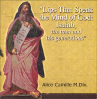 Lips That Speak the Mind of God by Alice Camille