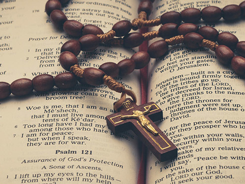 Ten Great Things About Being Catholic: Published at Vision Vocation Network